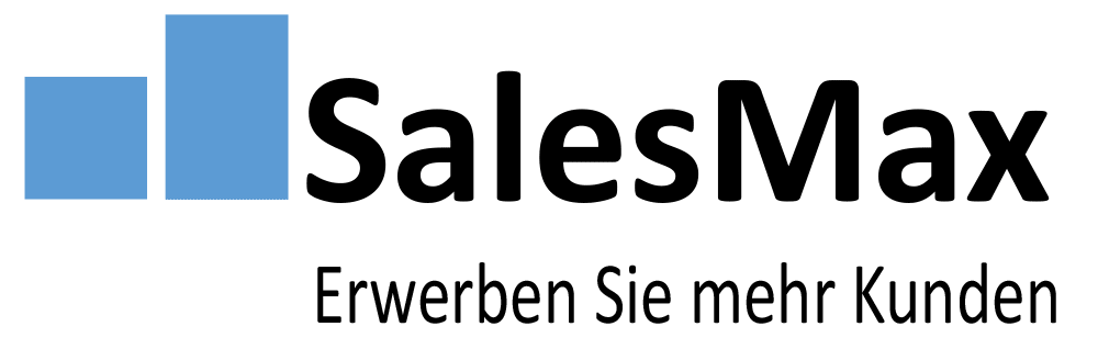 SalesMax - Erwerben Sie mehr Kunden!
